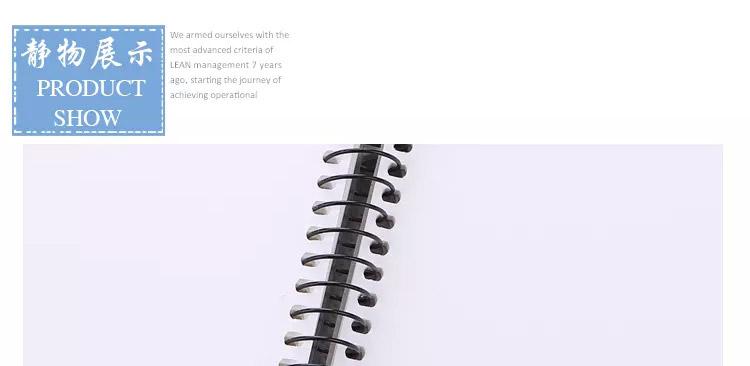 渡边线圈A4 A3速写本 写生本 素描本 50页 110g 螺旋PP面图画本 50页