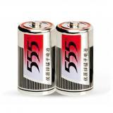 正品555电池 干电池 锌锰干电池热水器电池