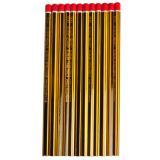 中华6181抽条沾头铅笔 上海中华HB铅笔学生文具儿童铅笔盒...
