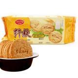 思朗纤麸高纤消化饼干570g 膳食纤维粗粮饼干 零食