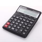 SHARP夏普 EL-D8600语音办公计算器大屏幕大按键发...