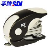 手牌 迷你省力型订书机 按键式订书器 12号标准 24/6 ...