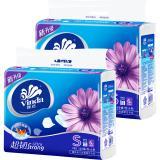 维达抽纸V2239 3层130抽餐巾纸婴儿可用软抽面巾纸卫生...