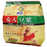 冰泉女人豆浆400g袋装13小包 早餐营养代餐经典原味速溶甜...