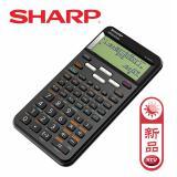 SHARP 夏普 EL-W82TL 科学函数计算器标准款 函...