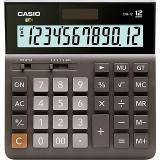 卡西欧(CASIO)DH-12财务计算器办公商务会计计算机中...