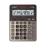 卡西欧DS-2B-GD办公计算器财务金融计算机太阳能 大按键...