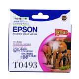 爱普生(EPSON) T0493洋红色墨盒R210/R230...