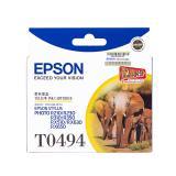 爱普生(EPSON) T0494黄色墨盒R210/R230/...