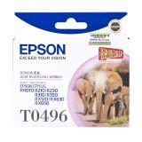 爱普生(EPSON) T0496浅红色墨盒R210/R230...