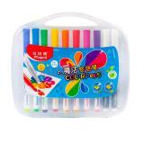 马培德(Maped) 魔法水彩笔套装 儿童可水洗变色笔 绘画...