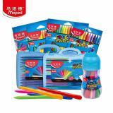 马培德 (Maped)塑料蜡笔 36/48色儿童蜡笔宝宝绘画...