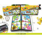 小卡尼CY-8822磁性飞行棋学生玩具棋盘益智游戏玩具(一盒...