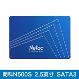 朗科(Netac)120GB/240GB SSD固态硬盘 S...