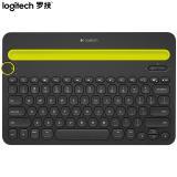 罗技(Logitech) K480 多设备蓝牙键盘 IPAD...