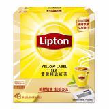 Lipton/立顿红茶/绿茶/茉莉花茶 办公室下午茶袋泡茶1...