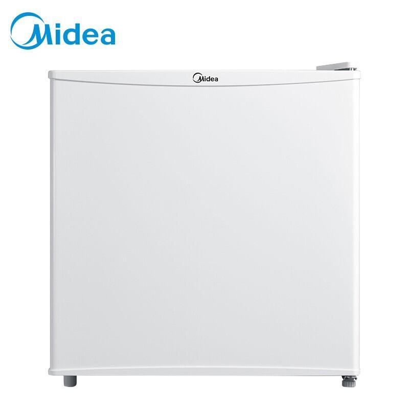 美的(Midea)45升 单门迷你冰箱冷藏小型节能静音电冰箱 BC-45M