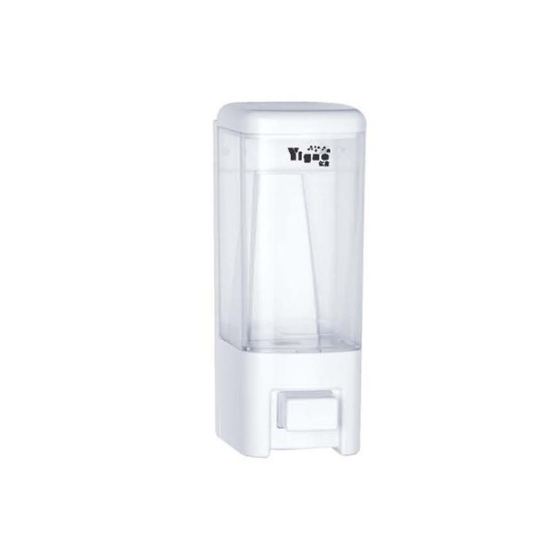 亿高 酒店手动单头皂液器 YG-158