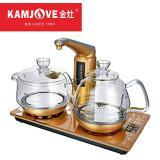 金灶(KAMJOVE)全智能自动上水电热水壶 全自动电茶炉 玻璃茶艺壶 茶具电茶壶G9