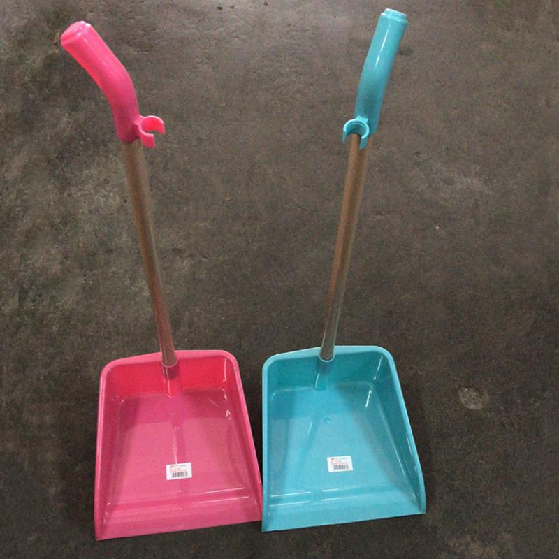 塑料垃圾铲 颜色随机