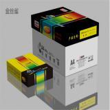 金丝雀彩色复印纸 A4/80G 500张/包