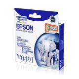原装 EPSON 爱普生T0491~0496墨盒 R210/...