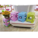 塑料凳子儿童小板凳家用浴室成人茶几矮凳方凳