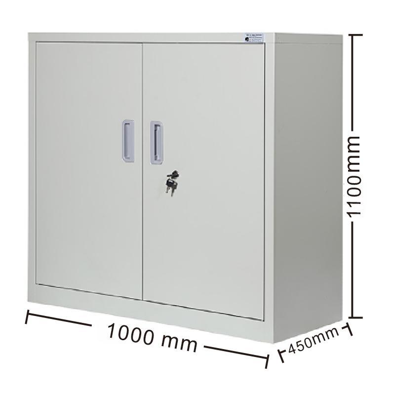 文件柜层板可调间距(定制) 1000*450*1100mm