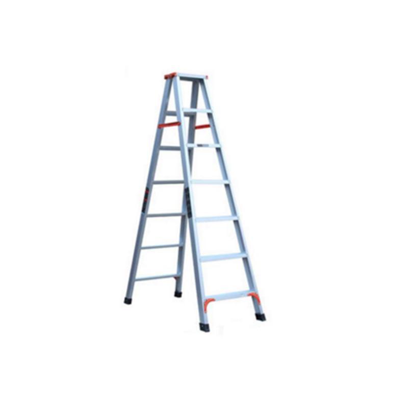 大众牌铝梯 人字梯 铝合梯